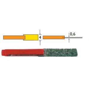 Diamantové strojové pilníky DIPROFIL® Mini
