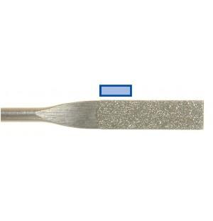 Diamantové ručné rytecké pilníky DIPROFIL®DLD