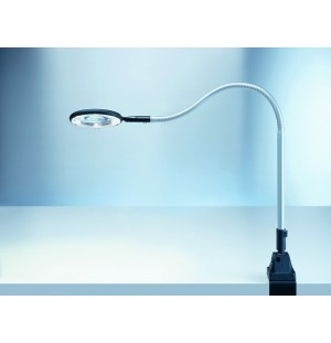 Lupa s LED svetlom