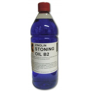 Olej na brúsne a leštiace kamene Zinolin B2
