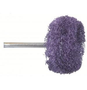Leštiace kefky VLIES, 3-vrstvové, stopka Ø 2,35 mm