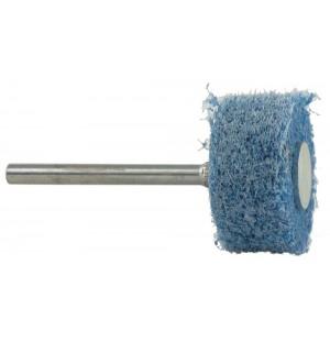 Leštiace kefky VLIES - penové, stopka Ø 3 mm